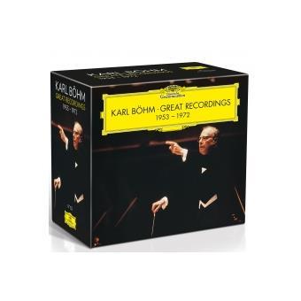 Great Recordings 1953-1972 Coffret Edition limitée Inclus un livret