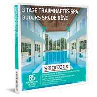 Coffret cadeau Smartbox 3 Jours Spa de Rêve