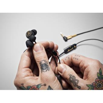5 Sur Ecouteurs Intra Auriculaires Marshall In Ear Mode Eq Black