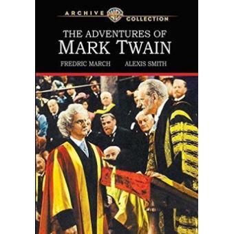 Ll mono/adventures of mark twain / fu