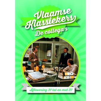 Vlaamse Klassiekers | De Collega's Deel 5 Aflevering 31-37