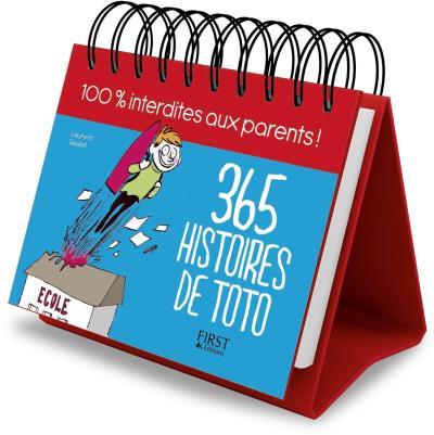 les blagues de toto 365 histoires de toto laurent gaulet spirale achat livre fnac. Black Bedroom Furniture Sets. Home Design Ideas