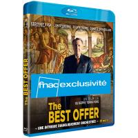 The Best Offer Blu-Ray