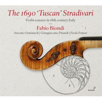 1690 TUSCAN STRADIVARI