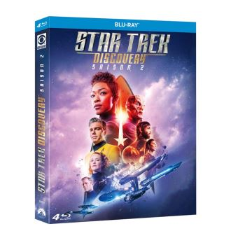 Star Trek DiscoveryStar Trek : Discovery Saison 2 Blu-ray