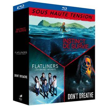Coffret Sous haute tension Blu-ray
