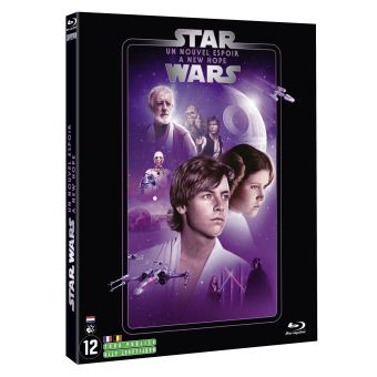 Star WarsStar Wars Un Nouvel Espoir Episode 4 Blu-ray