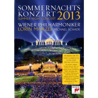 Sommernachtskonzert 2013 DVD
