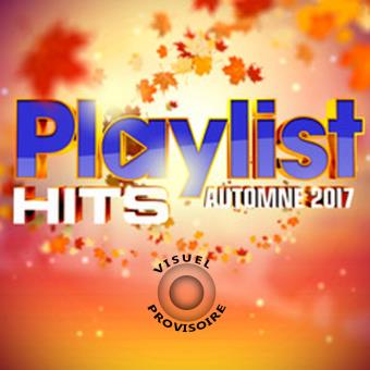 Playlist hits automne 2017/3 cd/multipack