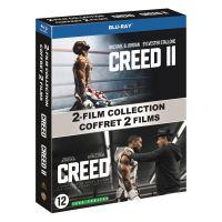 Coffret Creed et Creed II Blu-ray