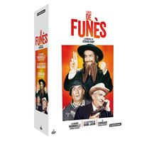 Coffret Louis de Funès 3 Films DVD