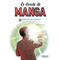 le dessin de manga tome 4 personnages feminins attitudes expressions