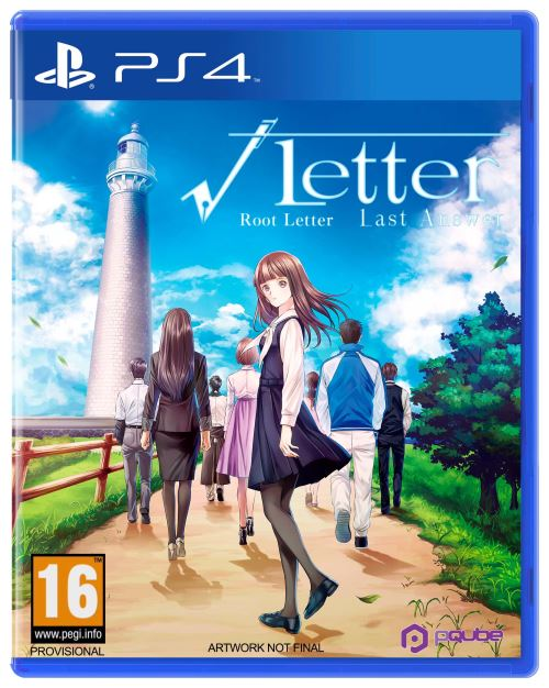 Root Letter Last Answer Day One Edition PS4