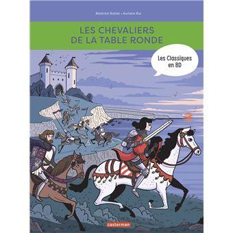 Les Chevaliers De La Table Ronde Cartonne Beatrice Bottet