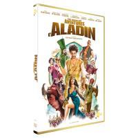 Les nouvelles aventures d'Aladin DVD