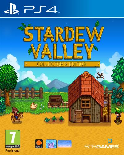 Stardew Valley Edition Collector PS4