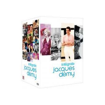 Jacques Demy L'Intégrale DVD Inclus le portefolio et le CD