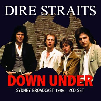 Down Under Radio Broadcast Sydney 1986 Coffret