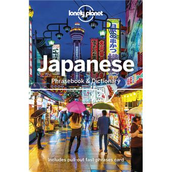 JAPANESE PHRASEBOOK 2011 LONELY PLANET