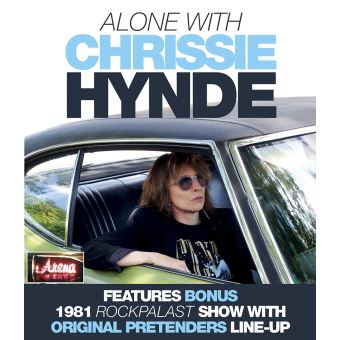 ALONE WITH CHRISSIE HYNDE/DVD