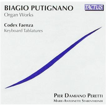 Codex Faenza - Organ Work
