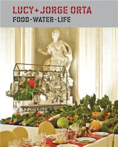 Lucy + jorge orta food water l