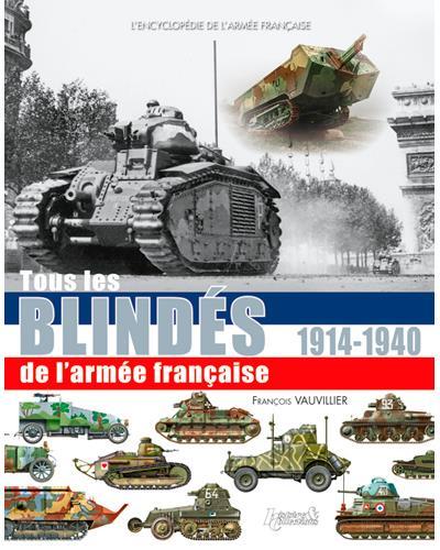 TOUS LES BLINDES DE L´ARMEE FRANCAISE