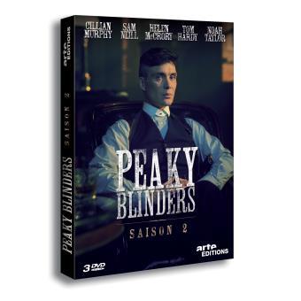 Peaky blindersPeaky blinders Saison 2 DVD