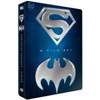 Batman/superman/coffret