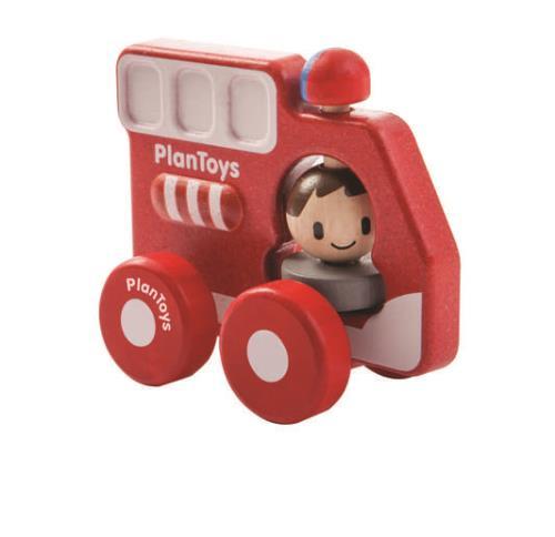 Mon premier camion de pompiers Plan Toys