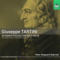 Tartini : 30 Sonate piccole Sonates numéros 19 à 24 Volume 4