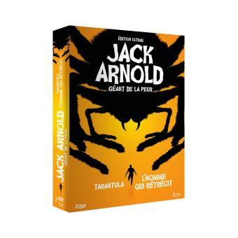 Coffret Arnold Edition Collector limitée Combo Blu-ray DVD
