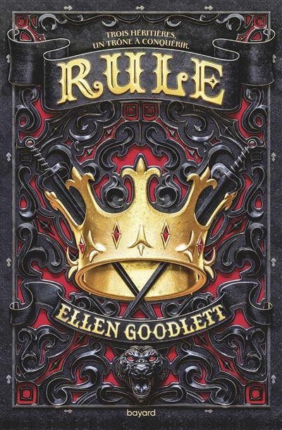 Rule Tome 01 - Dernier livre de Ellen Goodlett - Précommande ...