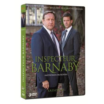 Inspecteur Barnaby Coffret intégral de la Saison 15 - DVD - DVD Zone 2 - Achat & prix | fnac