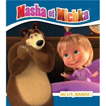 Masha et MichkaMasha et Michka - Au lit, Masha !