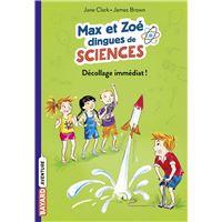 Les carnets de sciences de Max et Zoé