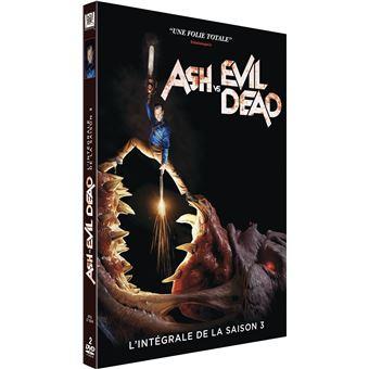 Ash vs Evil DeadASH VS EVIL DEAD : S3 COFFRET 2 DVD