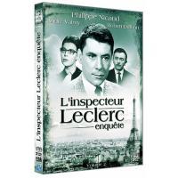 L'Inspecteur Leclerc - Coffret 2