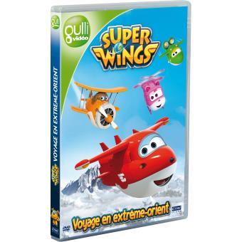 super wings superwings saison 1 volume 2 voyage en extr me orient dvd coffret dvd dvd zone 2. Black Bedroom Furniture Sets. Home Design Ideas