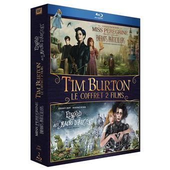 Coffret Burton Blu-ray