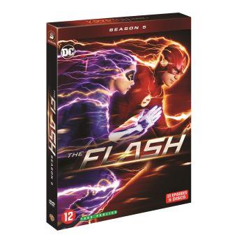 FlashFlash Saison 5 DVD