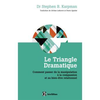 Le Triangle dramatique - Comment passer de la manipulation à la compassionet au bien-être relationne