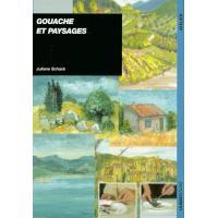 Gouache et paysage