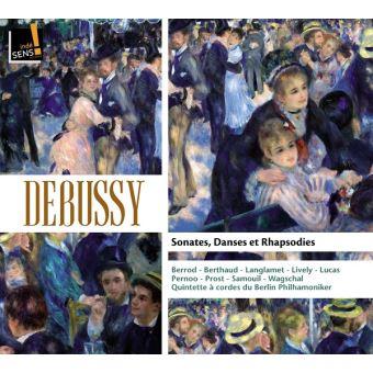 Sonates danses et rhapsodies/digipack