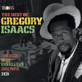 BEST OF GREGORY ISAACS/2CD