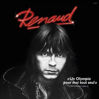 Un Olympia Pour Moi Tout Seul Vinyle rouge Gatefold