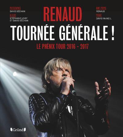 Renaud - Tournée générale
