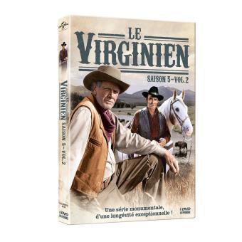 Le VirginienLe Virginien Saison 5 Volume 2 DVD