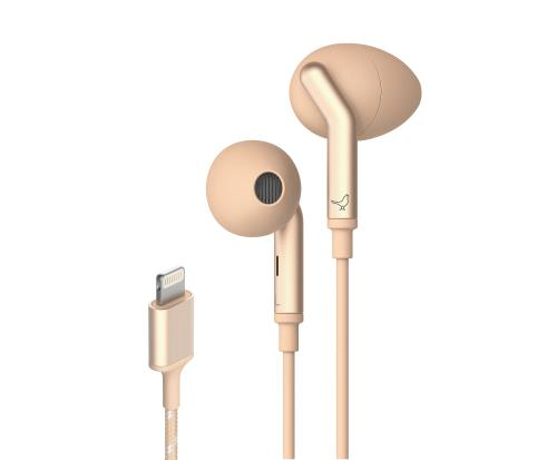 Ecouteurs Libratone Q Adapt In-Ear Nude