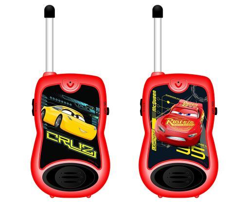Talkies-walkies Disney Cars Lexibook 100 m